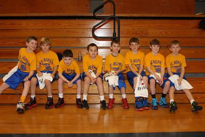 Annual St. Agnes Joseph P. Altman, Jr. Memorial 6th Grade Boys & Girls Basketball Tournament
