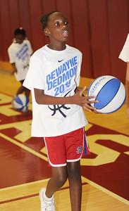 Dwayne Dedmond Clinic