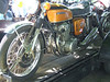 1973 Honda CB 750 (sold before wew completed the circuit of the grounds )