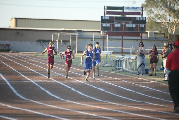 Apr 25, 2013 Calexico vs Central Track