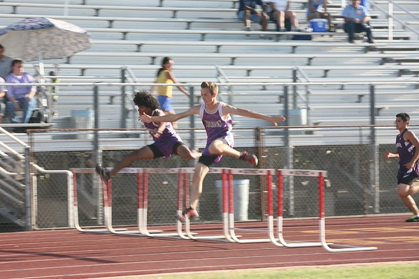 Apr 25, 2013 Southwest vs Brawley Track