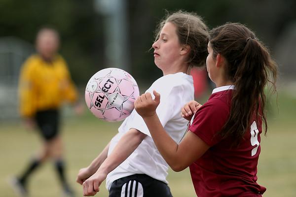 April 16, 2015: Girls Soccer - Elk Rapids vs. Charlevoix