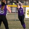 4-1-15<br /> Kokomo vs Northwestern softball<br /> Northwestern's Megan Osman misses the catch.<br /> Kelly Lafferty Gerber | Kokomo Tribune