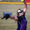 4-1-15<br /> Kokomo vs Northwestern softball<br /> Northwestern pitcher Crystal Metz<br /> Kelly Lafferty Gerber | Kokomo Tribune