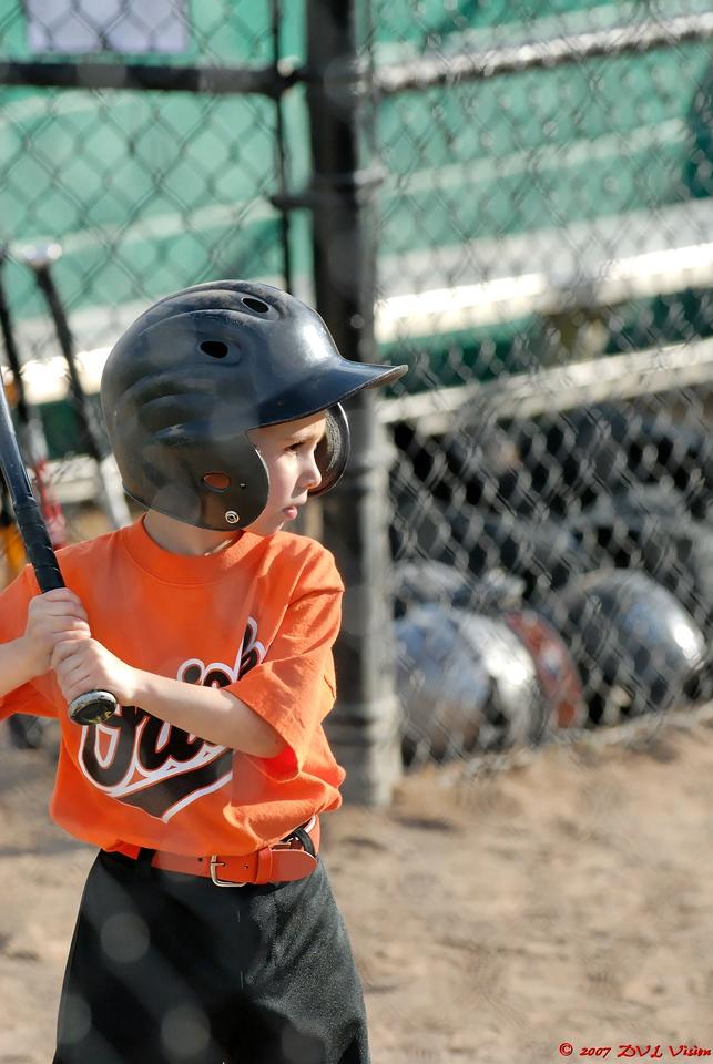 April 5, 2007 - Orioles vs. Pirates