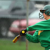 4-13-13<br /> Eastern and Taylor softball<br /> Lizzy Mavrick bats for Eastern.<br /> KT photo | Kelly Lafferty