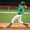 4-13-13<br /> Eastern and Taylor softball<br /> Quinlyn Hochstedler steals second base for Eastern.<br /> KT photo | Kelly Lafferty