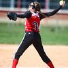 4-19-14<br /> Eastern vs. Taylor softball<br /> Taylor pitcher Cami Hansen<br /> Kelly Lafferty | Kokomo Tribune