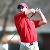 4-17-14<br /> Kokomo Eastern golf<br /> Kokomo #3 Jake Hopkins<br /> Kelly Lafferty   Kokomo Tribune