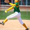 4-19-14<br /> Eastern vs. Taylor softball<br /> Eastern pitcher Abby Oyler<br /> Kelly Lafferty | Kokomo Tribune