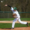 4-26-14<br /> Eastern vs. South Adams baseball<br /> Eastern's Braden Gibson pitches.<br /> Kelly Lafferty | Kokomo Tribune