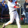 4-16-14<br /> Kokomo vs. Western baseball<br /> Western's Evan Warden bats<br /> Kelly Lafferty | Kokomo Tribune