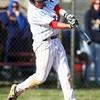 4-16-14<br /> Kokomo vs. Western baseball<br /> Western's Evan Warden bats<br /> Kelly Lafferty   Kokomo Tribune