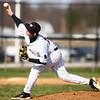 4-16-14<br /> Kokomo vs. Western baseball<br /> Western pitcher Dalton Leighty<br /> Kelly Lafferty   Kokomo Tribune