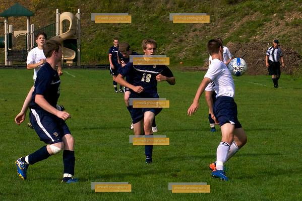 Aquinas Academy Soccer vs BA
