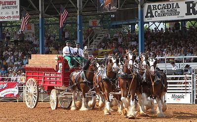 Arcadia Championship Rodeo 2012 Day 1