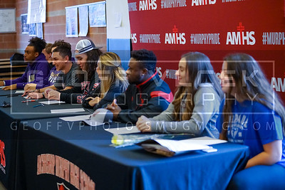 College Signing Day