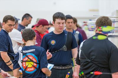2014 Indoor Nationals FITA PM -0008