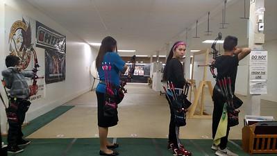 2016-03-22 Archery Practice