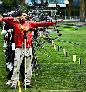 Spanish Championships in Archery - Madrid 2010
