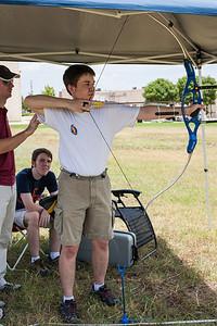 2010 - Outdoor Practice (August)  -0005