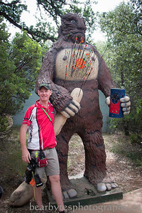 Rohan and the other Bigfoot- Western Classic - Redding