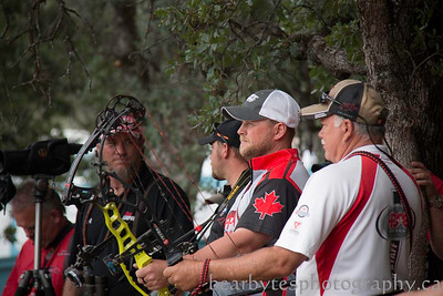 the shoot off Western Classic - Redding