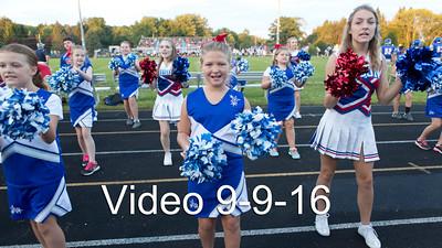 Kayla Cheerleading 9-9-16