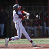 Lewis Cass Kings' David Woolever (27) swings at a pitch during the first inning of a game between the Logansport Berries and Lewis Cass Kings on Thursday, May 13, 2021 in Logansport.