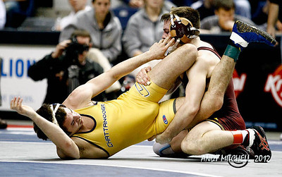 Southern scuffle wrestling tournament held at Mckenzie arena in Chattanooga,TN Jan.2,2012