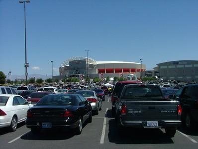 Arenabowl XIX, Thomas and Mack Center, 6/12/05