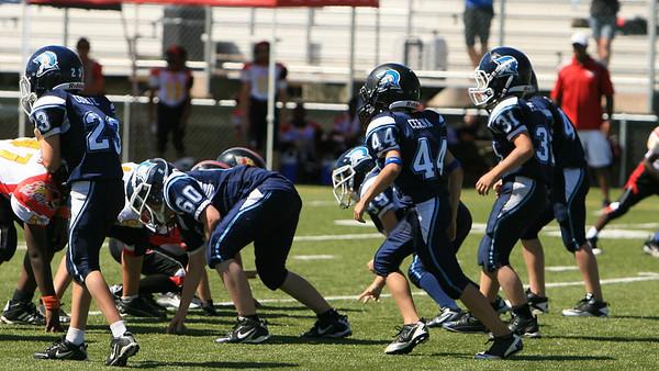 Multiple values  Argos Football - Blue - Game 4