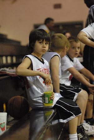 Argyle Eagles Basketball - 4th Grade 12/8/08