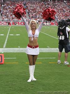 Arizona Cardinal Cheerleaders - 2006