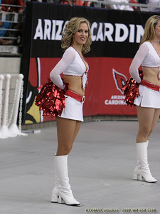 Arizona Cardinal Cheerleaders - 2006