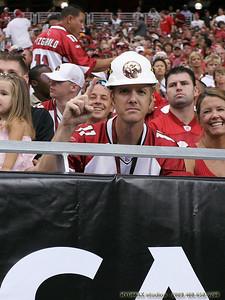 Arizona Cardinal Fans - 2006