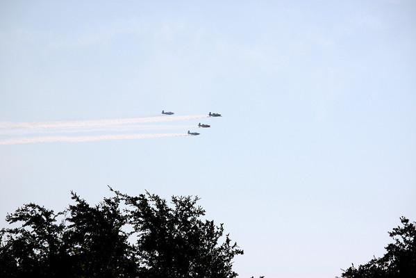 4th of July AirShow at Arlington