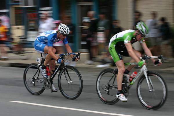 Arlington, VA CSC Bicycle Race