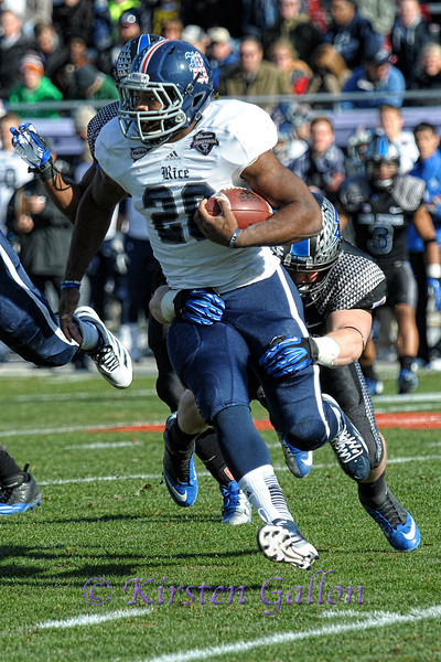 Rice RB #28 Charles Ross