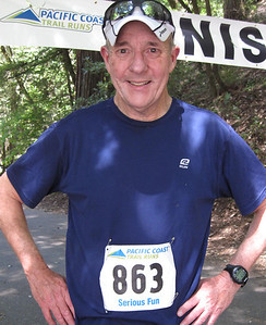 Armstrong Redwood Trail Run = May 2013