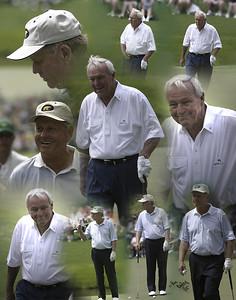Arnie's Last Masters
