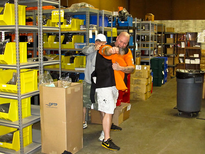 Murph Discovers the EliteFTS Warehouse
