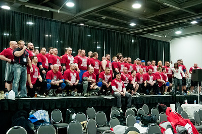 Total Performance Sports at the 2012 Arnold Amateur Strongman Competition