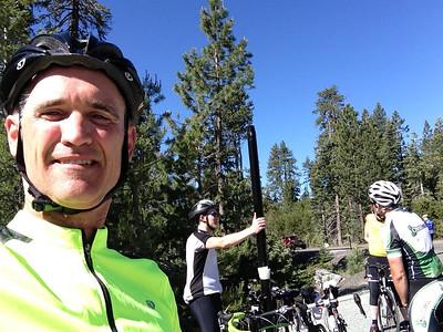 Arnold/Spicer Reservoir Ride, June 2013