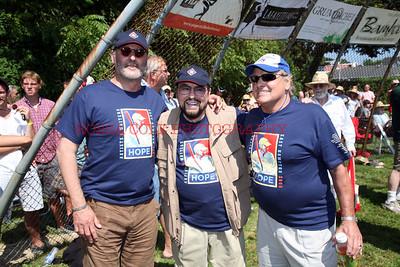 Jean Reno, James Lipton, Mike Sopiak. 3