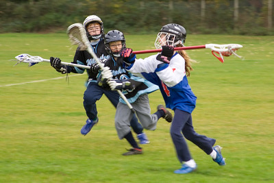 Ashton Lacrosse v Wilmslow - 27th October 2007