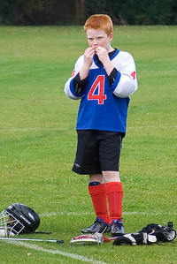 Break time - Ashton Lacrosse v Wilmslow - 27th October 2007