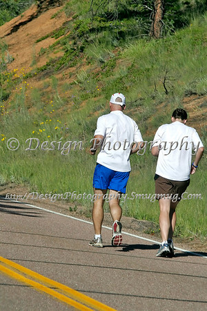 Assault on the Peak 2011 - Runners