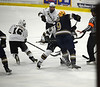 Western Michigan vs Notre Dame College Hockey February 23, 2013