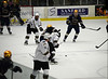 Western Michigan vs Notre Dame College Hockey February 23, 2013